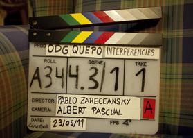 INTERFERÈNCIES la primera pel·lícula de ficció Creative Commons que s'estrena a l'Estat espanyol